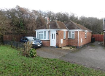 Thumbnail 2 bed bungalow for sale in Kingfisher Avenue, Swadlincote
