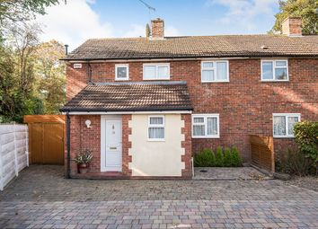Thumbnail 3 bed semi-detached house to rent in Dudley Road, Kennington, Ashford