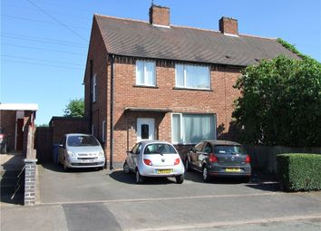 Thumbnail 3 bedroom semi-detached house for sale in Kirkdale Avenue, Spondon, Derby