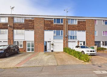 Thumbnail 2 bed town house for sale in Chalcroft Road, Folkestone