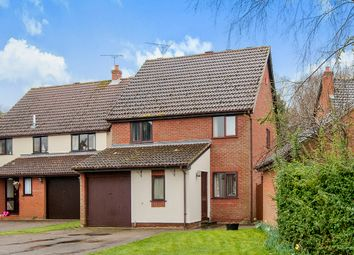 Thumbnail 3 bedroom detached house for sale in Impson Way, Mundford, Thetford