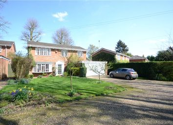 Thumbnail 4 bed detached house for sale in Conisboro Way, Caversham, Reading