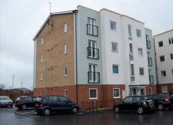 Thumbnail 1 bed flat to rent in Onyx Crescent, Thurmaston