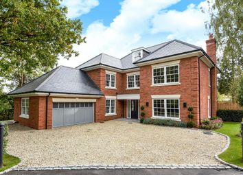 Thumbnail 5 bed detached house to rent in Southlands Road, Wokingham