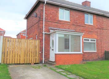 Thumbnail 3 bed semi-detached house for sale in Rendel Street, Gateshead
