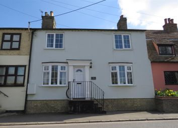 Thumbnail 3 bed terraced house for sale in High Street, Wrestlingworth, Sandy