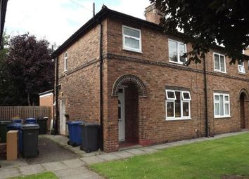 Thumbnail 1 bed flat to rent in Secker Avenue, Latchford