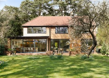 Thumbnail 4 bed detached house for sale in Marriotts Avenue, South Heath, Great Missenden, Buckinghamshire