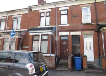 Thumbnail 3 bedroom terraced house for sale in Clarence Road, New Normanton, Derby