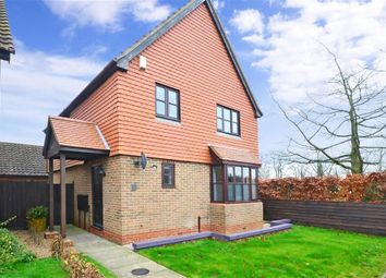 Thumbnail 3 bed detached house for sale in Ham Lane, Lenham, Maidstone, Kent