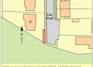 Thumbnail Land for sale in Land West Side, Elm Road, Orpington, Kent