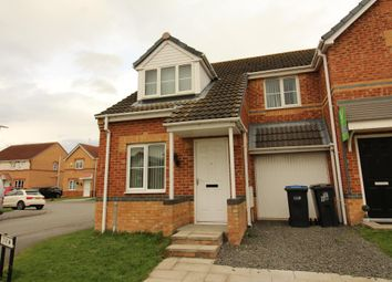 Thumbnail 3 bed semi-detached house for sale in Warner Avenue, St. Helen Auckland, Bishop Auckland