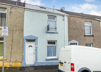 Thumbnail 3 bed terraced house for sale in Lynn Street, Cwmbwrla, Swansea, West Glamorgan