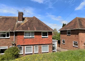 Thumbnail 3 bed semi-detached house for sale in Fernhurst Crescent, Brighton