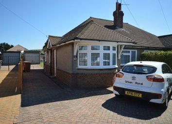 Thumbnail 2 bed semi-detached bungalow to rent in Laburnum Grove, Luton