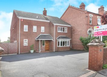 Thumbnail 4 bed detached house for sale in Bewdley Hill, Kidderminster