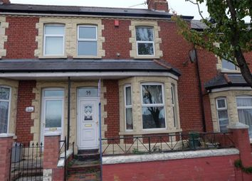 Thumbnail 4 bed terraced house to rent in Station Street, Barry, Vale Of Glamorgan