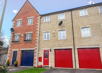 Thumbnail 3 bedroom town house to rent in Bure Park, Bicester