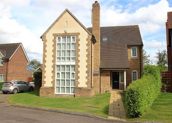 Thumbnail 4 bed detached house for sale in Meadow View, Redbourn, St. Albans, Hertfordshire