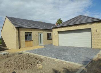 Thumbnail 3 bedroom detached bungalow for sale in Leverington Common, Leverington, Wisbech