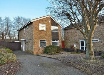 Thumbnail 4 bedroom detached house for sale in Rickyard Road, The Arbours, Northampton
