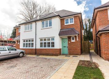 Thumbnail 3 bed semi-detached house for sale in Sephton Close, Aylesford, Kent