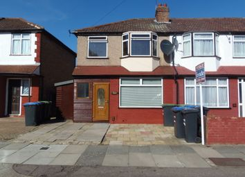 Thumbnail 3 bed end terrace house for sale in Woodlands Road, London