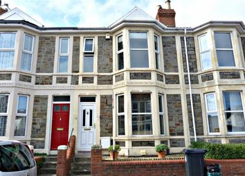 Thumbnail 2 bedroom terraced house for sale in Grove Park Avenue, Brislington, Bristol