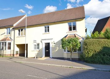 Thumbnail 4 bed detached house for sale in Hallett Road, Flitch Green, Dunmow