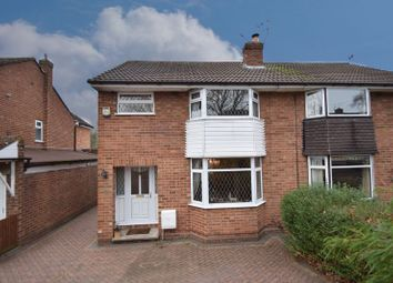 Thumbnail 3 bed semi-detached house for sale in Harport Road, Redditch