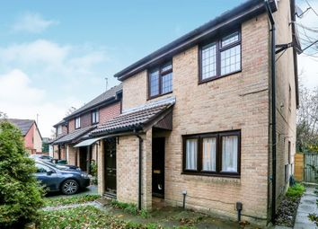 Thumbnail 1 bedroom maisonette for sale in Guinevere Road, Ifield, Crawley