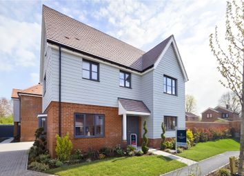 Thumbnail 3 bed detached house for sale in Orchard Gardens, Melbourn