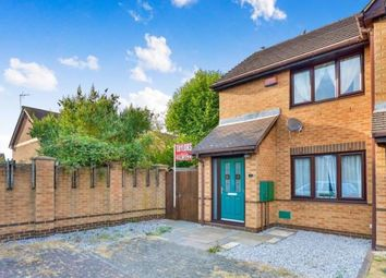 Thumbnail 2 bed semi-detached house for sale in St. Govans Close, Tattenhoe, Milton Keynes