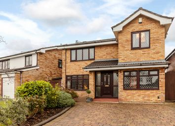 Thumbnail 4 bed detached house for sale in Trimingham Drive, Bury