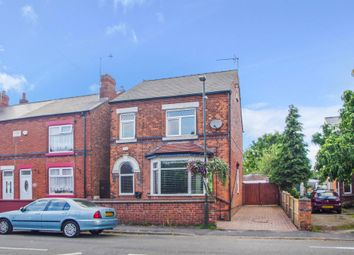 Thumbnail 3 bed detached house for sale in Wharf Road, Pinxton, Nottingham