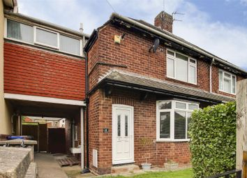 3 bed semi-detached house for sale in Brookside, Hucknall, Nottinghamshire NG15