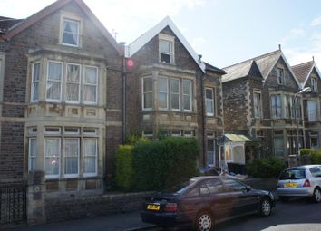 Thumbnail 3 bed flat to rent in Walsingham Road, St Andrews, Bristol