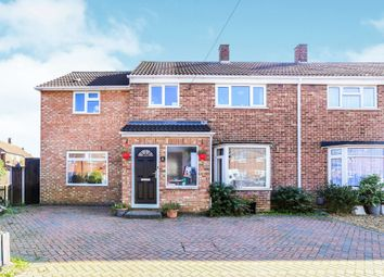 Thumbnail 4 bedroom end terrace house for sale in Brays Road, Luton