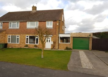 Thumbnail 3 bed semi-detached house for sale in The Avenue, Chinnor