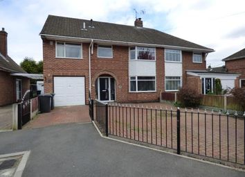 Thumbnail 5 bed semi-detached house for sale in Fylde Close, Toton, Nottingam