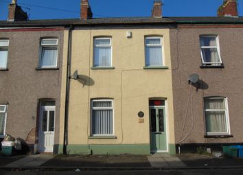 Thumbnail 2 bed terraced house for sale in Hoskins Street, Newport