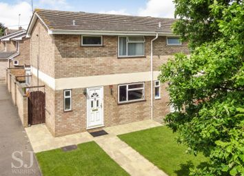 Thumbnail 3 bed end terrace house for sale in Glebe Way, Burnham-On-Crouch