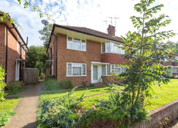 Thumbnail 2 bed flat for sale in Swan Mill Gardens, Dorking, Surrey