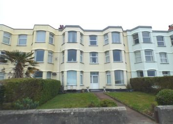 Thumbnail 3 bedroom flat to rent in West End Parade, Pwllheli