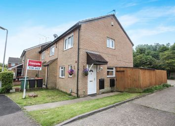 Thumbnail 2 bed end terrace house for sale in Fensome Drive, Houghton Regis, Dunstable