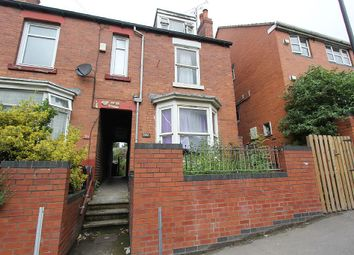 Thumbnail 3 bedroom end terrace house for sale in Holywell Road, Sheffield, South Yorkshire