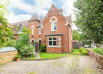Thumbnail 2 bed semi-detached house for sale in Brockley Road, Whepstead, Bury St. Edmunds