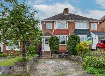 Thumbnail 3 bed semi-detached house for sale in Tessall Lane, Northfield, Birmingham