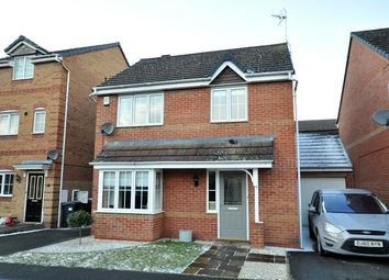 Thumbnail 3 bed detached house for sale in Churnet Road, Hilton, Derby