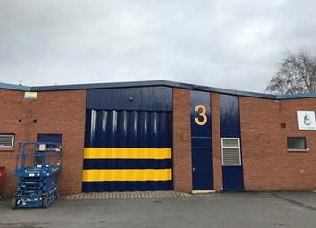 Thumbnail Light industrial to let in Unit 3 Windmill Road Industrial Estate, Loughborough, Leicestershire